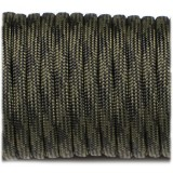 Paracord Type III 550, black forest #309