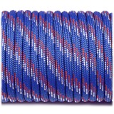 Paracord Type III 550, blueberry stripe #095