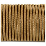 Shock cord (3.6 mm), coyote brown #s012